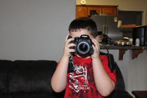 My nephew, Jake